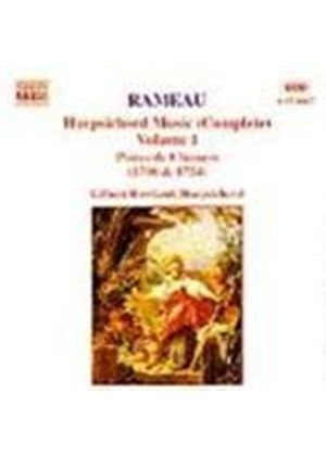 Rameau: Harpsichord Works, Vol 1
