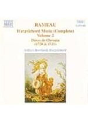 Rameau: Harpsichord Works, Vol 2