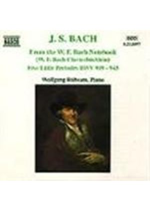 Bach: From Clavier-Büchlein for W. F. Bach