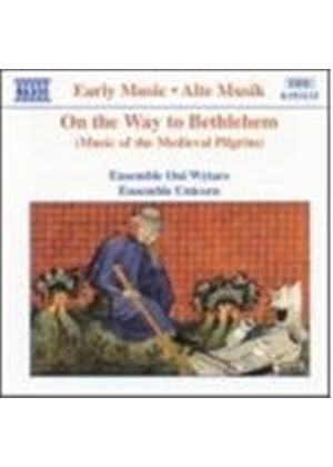 Ensemble Oni Wytars - On The Way To Bethlehem (Music CD)