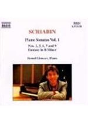 Scriabin: Piano Sonatas, Volume 1