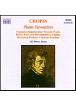 Fryderyk Chopin - Piano Favourites (Biret) (Music CD)