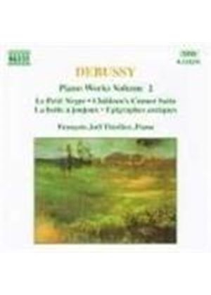 Debussy: Piano Works, Volume 2