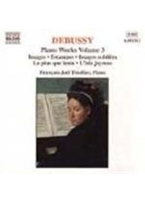 Debussy: Piano Works, Volume 3