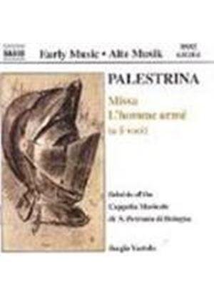 Palestrina: Masses and Motets, Volume 3