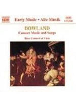 Dowland: Consort Music and Songs