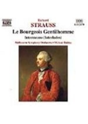 R Strauss: Le Bourgeois Gentilhomme; Intermezzo - Interludes