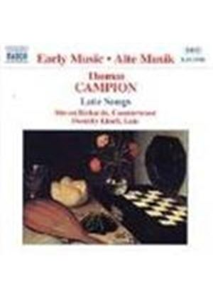 Campion: Songs for Lute & Voice