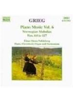 Grieg: Piano Works, Vol. 6