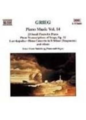 Grieg: Piano Works, Vol.14