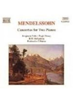 Mendelssohn: Concertos for Two Pianos