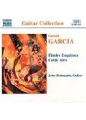 Garcia: Celtic Airs & Etudes Esquisses