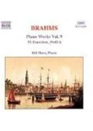 Brahms: Piano Works, Vol. 9