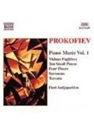 Prokofiev: Piano Works, Vol. 1