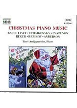 Eteri Andjaparidze - Christmas Piano Music (Music CD)