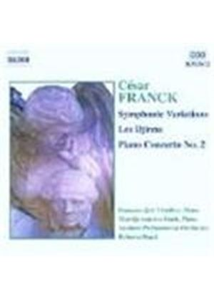 Franck: Works for Piano & Orchestra
