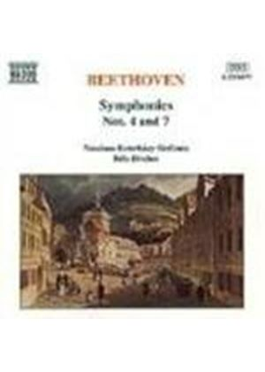 Beethoven: Symphonies Nos 4 and 7