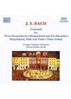 Bach: Multiple Concerti
