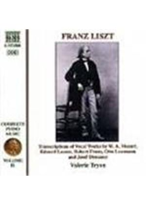 Liszt: Piano Works, Vol 11