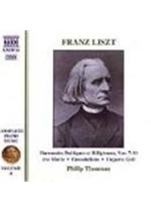 Liszt: Piano Works, Vol. 4