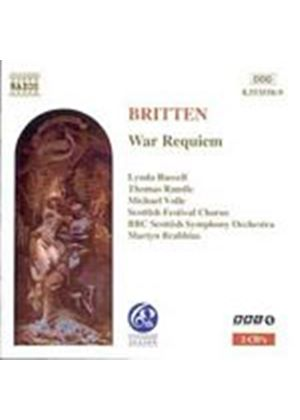 BBC Scottish SO/Brabbins - Britten/War Requiem (Music CD)