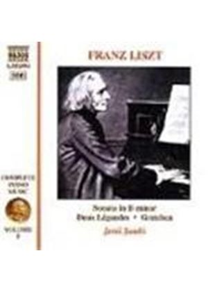 Liszt: Piano Works, Vol. 8