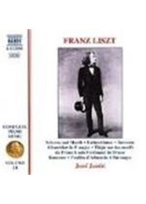 Liszt: Piano Works, Vol 10