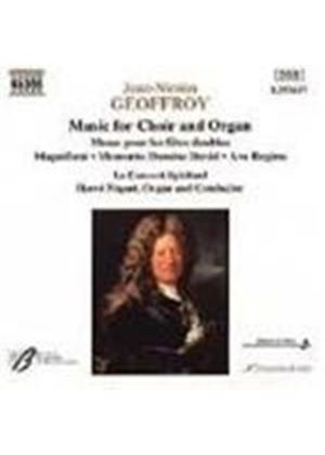 Geoffroy: Music for Choir and Organ