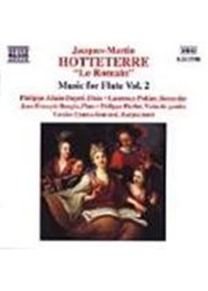 Hotteterre: Music for Flute, Vol 2