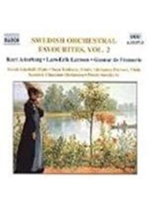 Swedish Orchestral Favourites, Volume 2