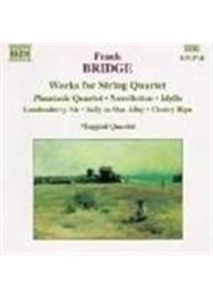 Bridge: Works for String Quartet