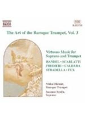 Baroque Music for Trumpet & Soprano