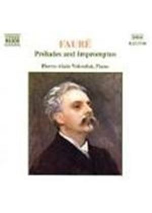Fauré: Piano Works, Vol. 5