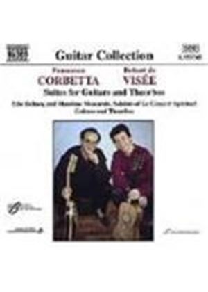 Corbetta/Visée: Suites for Guitars & Theorbos