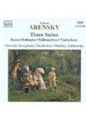 Arensky: (3) Orchestral Suites