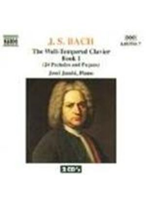 Bach: Well-Tempered Clavier, Bk 1