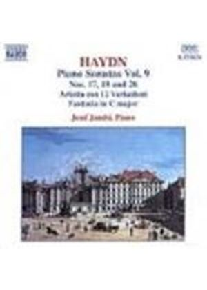 Haydn: Piano Sonatas, Vol 9