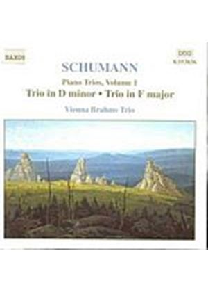 Robert Schumann - Piano Trios - Volume 1/Vienna Brahms Trio (Music CD)