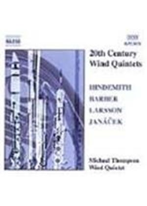 20th Century Wind Music