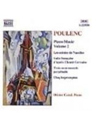 Poulenc: Piano Works, Vol 2
