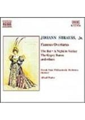 Strauss, J: Famous Overtures