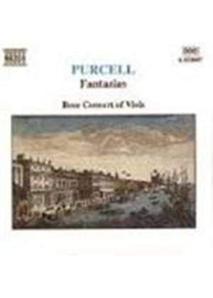 Purcell: Fantasias