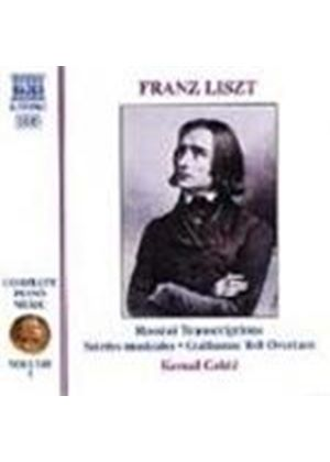 Liszt: Piano Works, Vol. 7