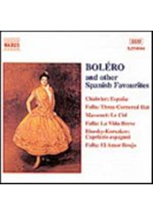 Various Artists - Bolero & Other Spanish Flavours (Music CD)