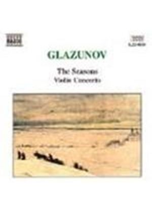 Glazunov: The Seasons/Violin Concerto