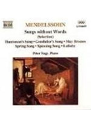 Mendelssohn: Songs without Words