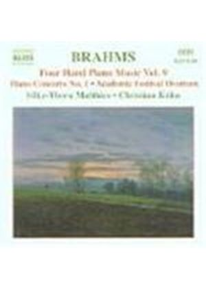 Brahms: Piano Works for Four Hands, Vol 9