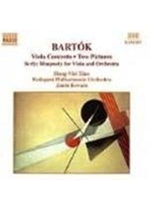 Bartók/Serly: Works for Viola and Orchestra