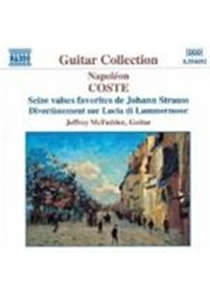 Coste: Guitar Works
