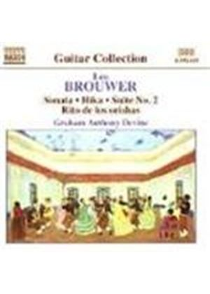 Brouwer: Guitar Works, Vol 3